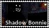 Shadow Bonnie stamp by EndergirlCobblestone