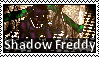 Shadow Freddy stamp by EndergirlCobblestone