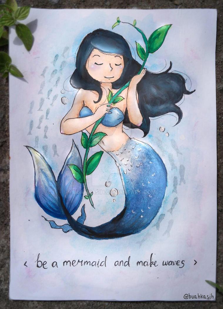 Mermaid by Buahkasih