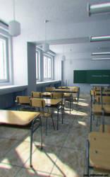Class Room by ozel34