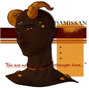 Damissan: You Are No Stranger Here