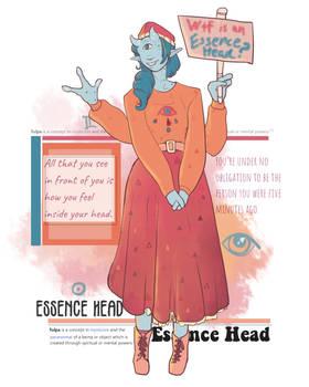 Essence Head 1: The Tulpa