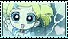 Miyako Gotokuji Stamp by CadetCutie