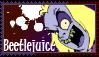 Beetlejuice Stamp by CadetCutie