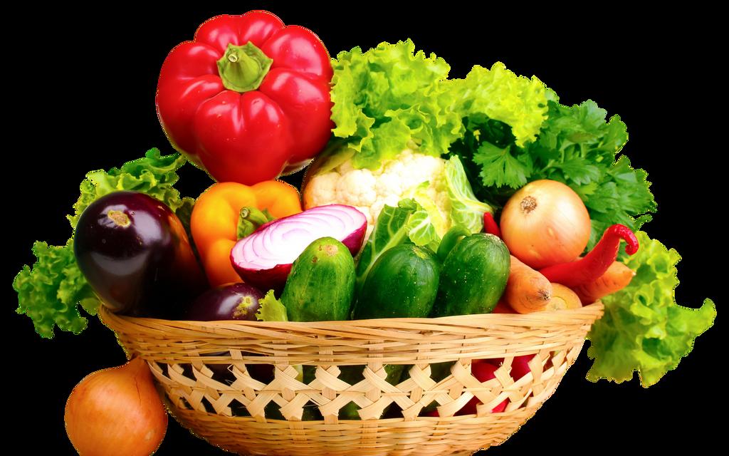Image result for fresh vegetables in basket