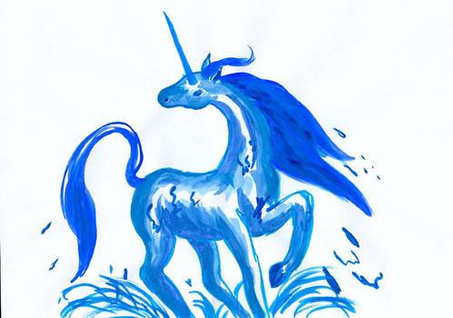 Water Unicorn - 2nd try