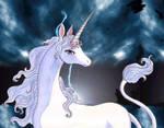 She's the last Unicorn