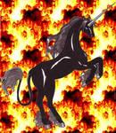 burning Hellfire