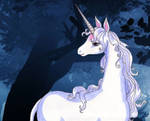 I am the last Unicorn there is