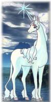 sparkly last Unicorn