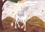 The last Unicorn - On my way