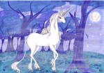 The last Unicorn - Misty dawn