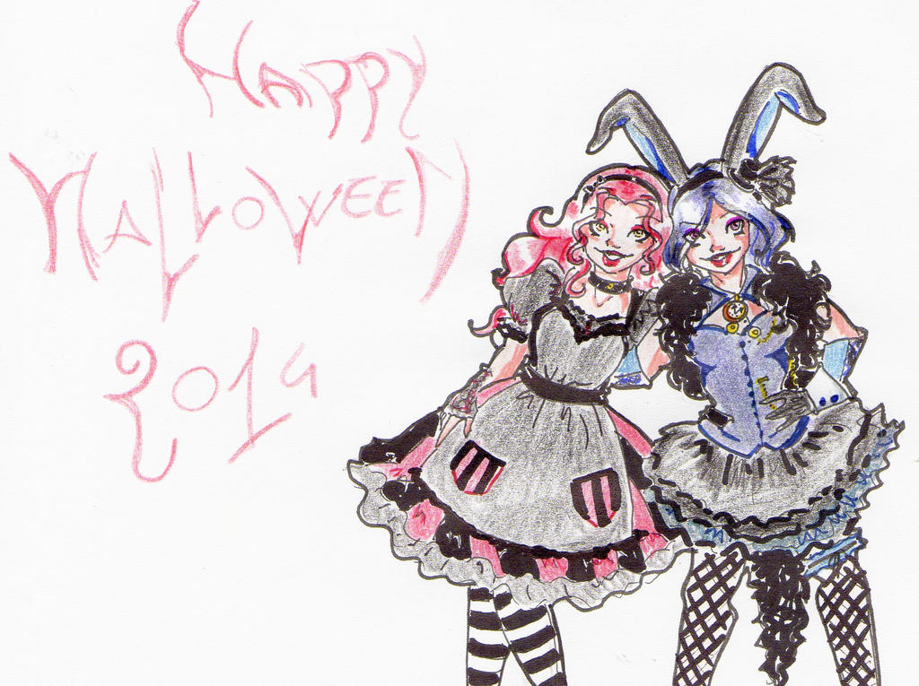 Happy Halloween 2014 by Biby95