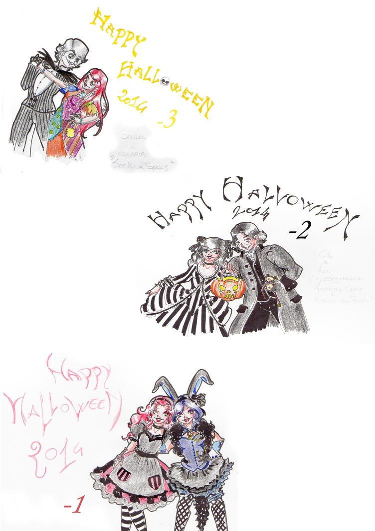 Happy Halloween 2014 Summary by Biby95