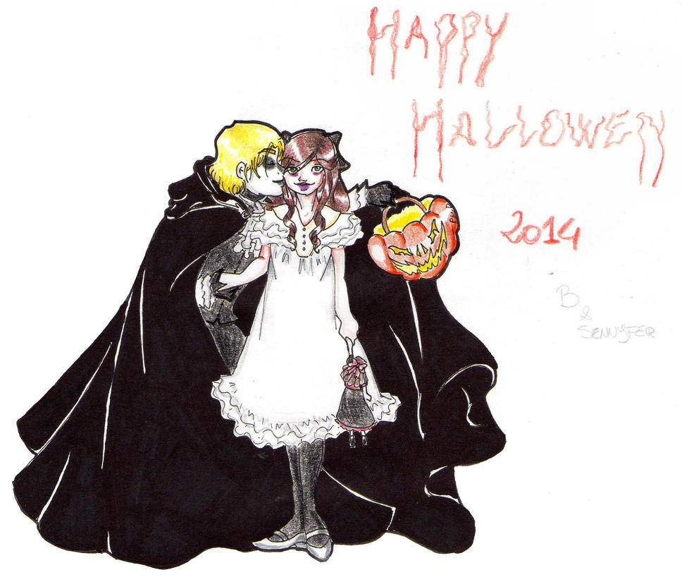 Happy Halloween 2014 Great Final by Biby95