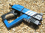 MASS EFFECT N7 M4 SHURIKEN submachine PISTOL