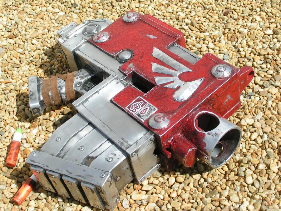 big gun by faustus70