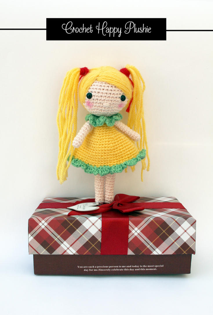 Amigurumi Lemon : Shia Doll Lemon amigurumi doll by Shia-Amigurumi on DeviantArt