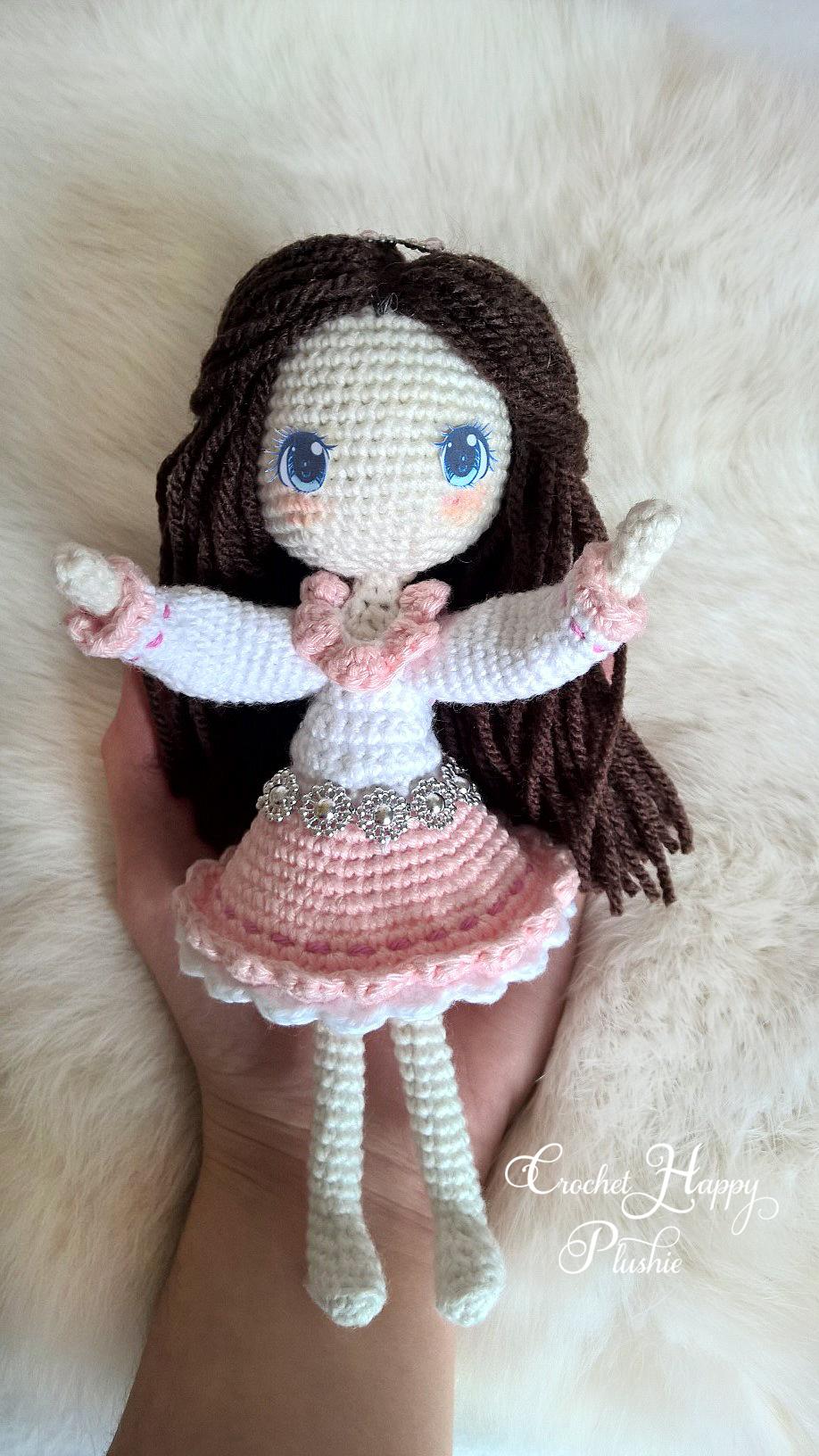 Amigurumi Doll Anime : crochet amigurumi doll anime - prototype1 by Shia ...