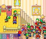 Too Much Mario And Luigi 2