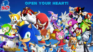 Open Your Heart - A Music Video Tribute Thumbnail