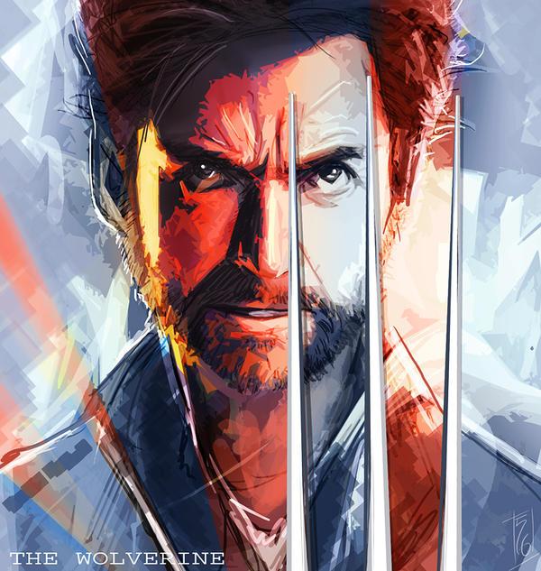 Wolverine by Xhuuya