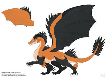 Dragon's Prophet Europe : Design a dragon contest! by Sey-Sey