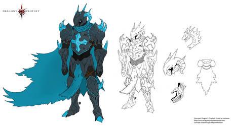 Fadernoc's Armor - Dragon's Prophet Winner by Sey-Sey