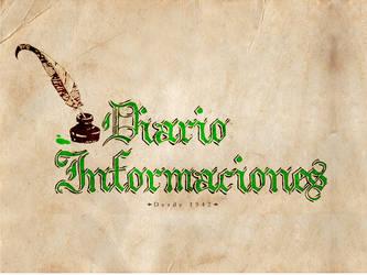 Logo Diario Informaciones by pxrdo010