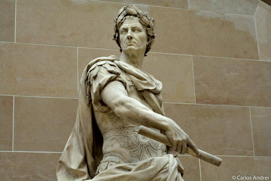 Julius Caesar by andreibsc