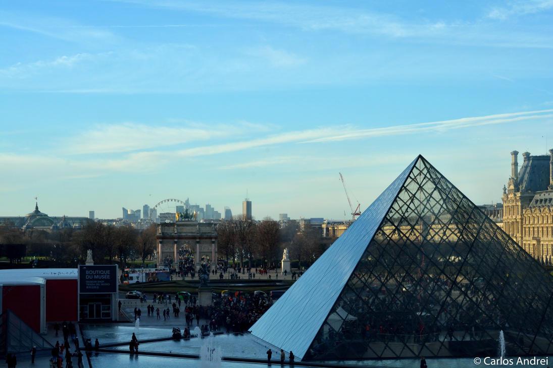 Louvre e Touleries by andreibsc