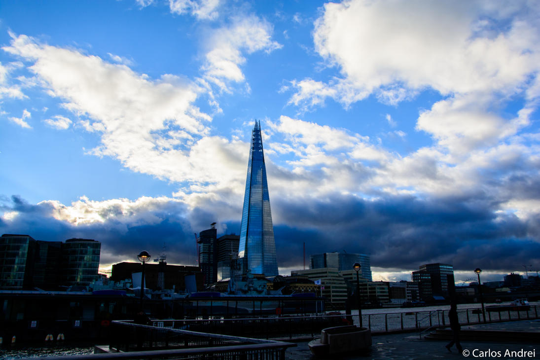 The Shard by andreibsc