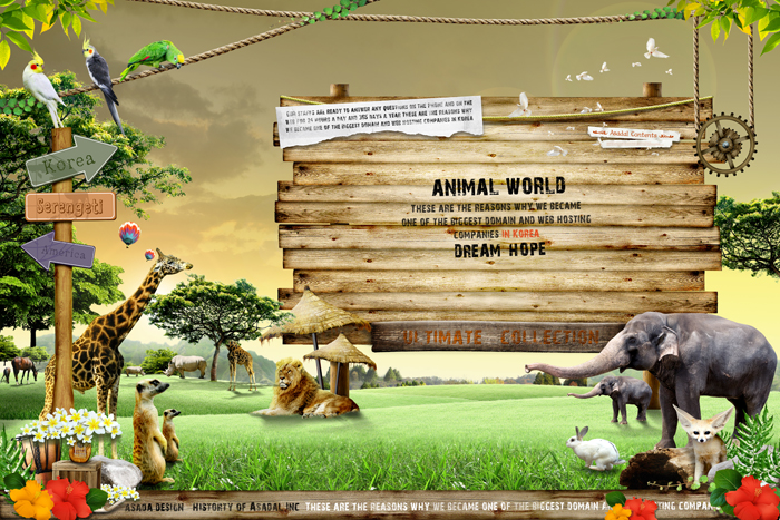 Share res Animal World by JanePham