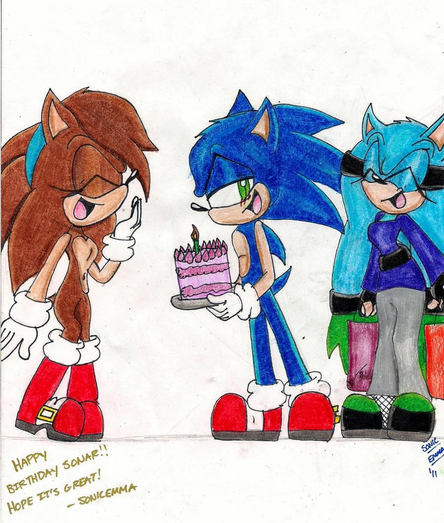 :Gift: Sonar15 by Sonicemma