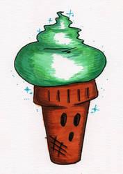Coney Cone (Mochi back cover)