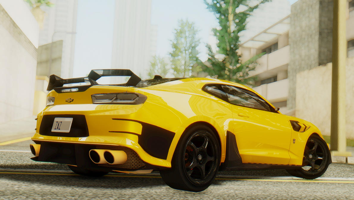 Chevrolet Camaro SS 2016 Bumblebee Edition 2016 by G ...