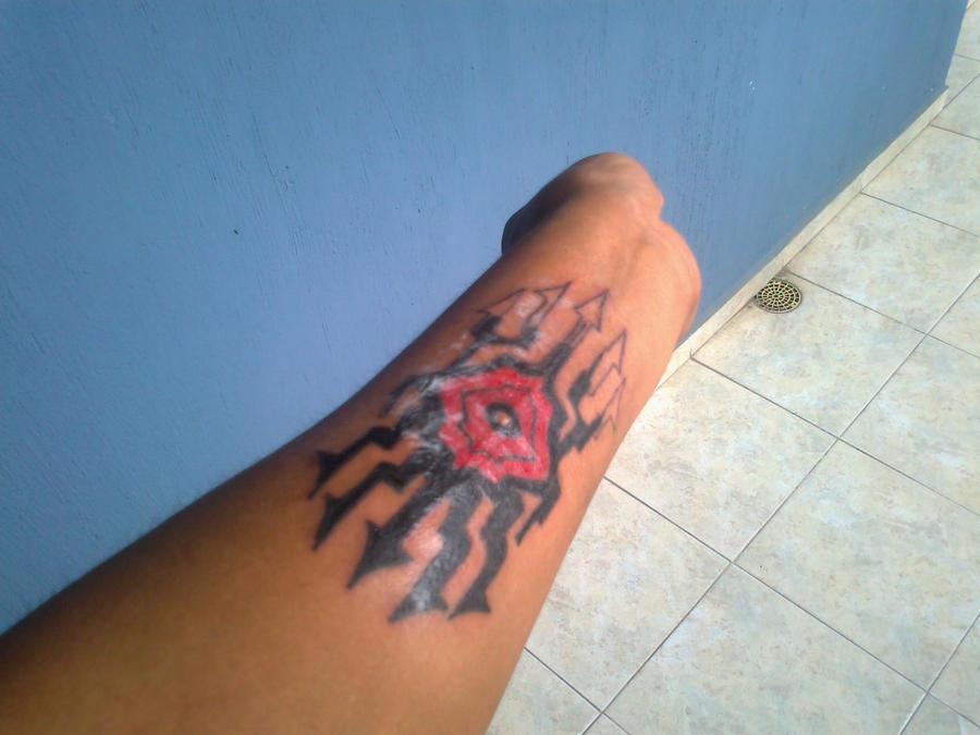 Final fantasy xiii l 39 cie brand tattoo incomplete by for Final fantasy 13 l cie tattoo