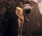 outdoor nude infrared by BossGettys
