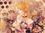 Amane Misa Wallpaper