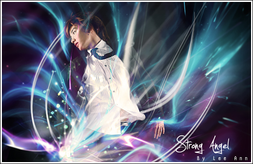 Strong Angel by KyoLovesRamen