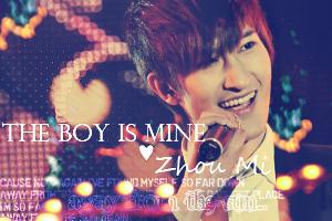 the boy is mine by KyoLovesRamen