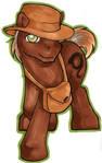 Indiana Jones Pony