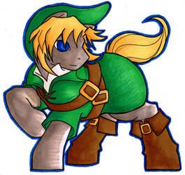 Commission Link Pony