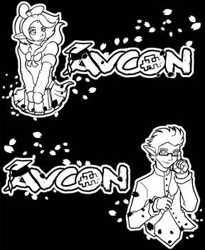AVCON School Days Shirt Designs