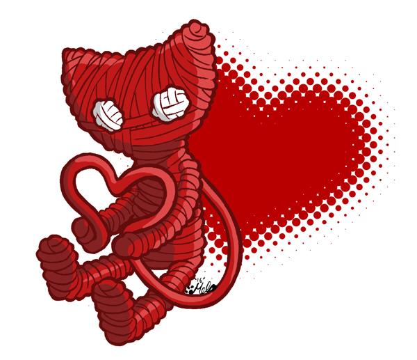 Yarny Loves You