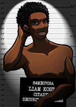 Mugshots Liam