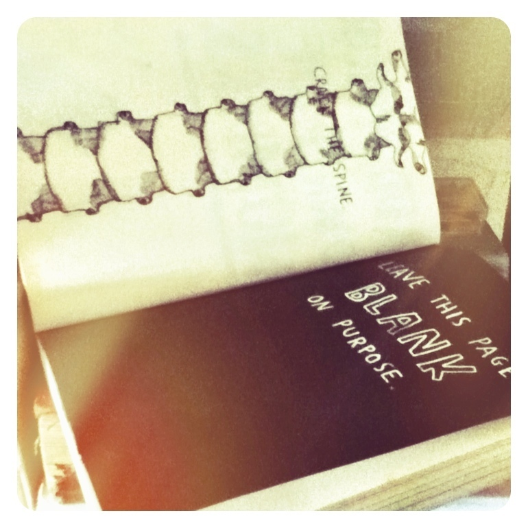 Wreck This Journal 2 By Thomnommonster On DeviantArt
