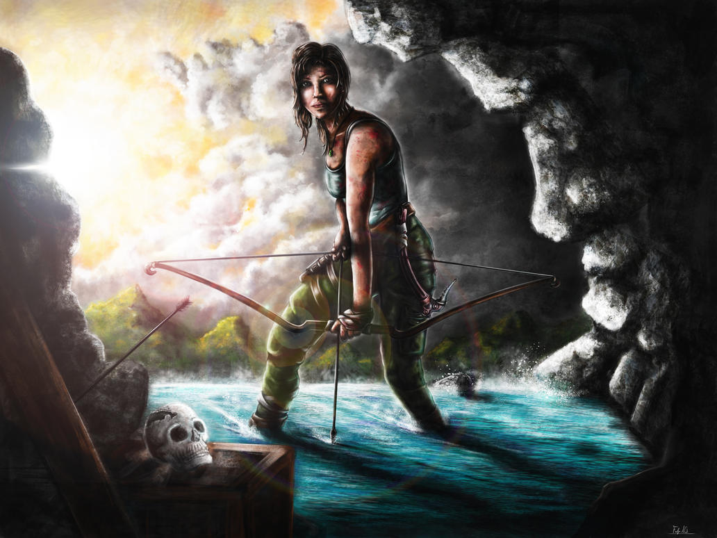 Tomb Raider Reborn Contest by FelFortune