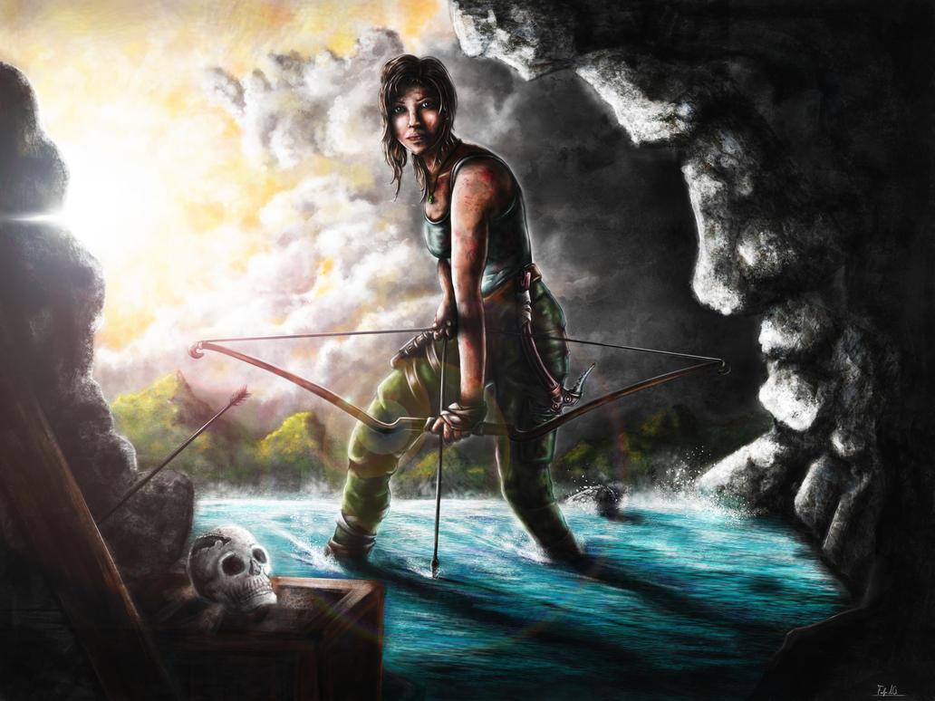 Tomb Raider Reborn Contest by FelFortune