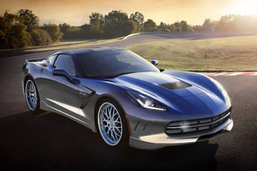 2014 Corvette C7 Mako Shark by Zykotec